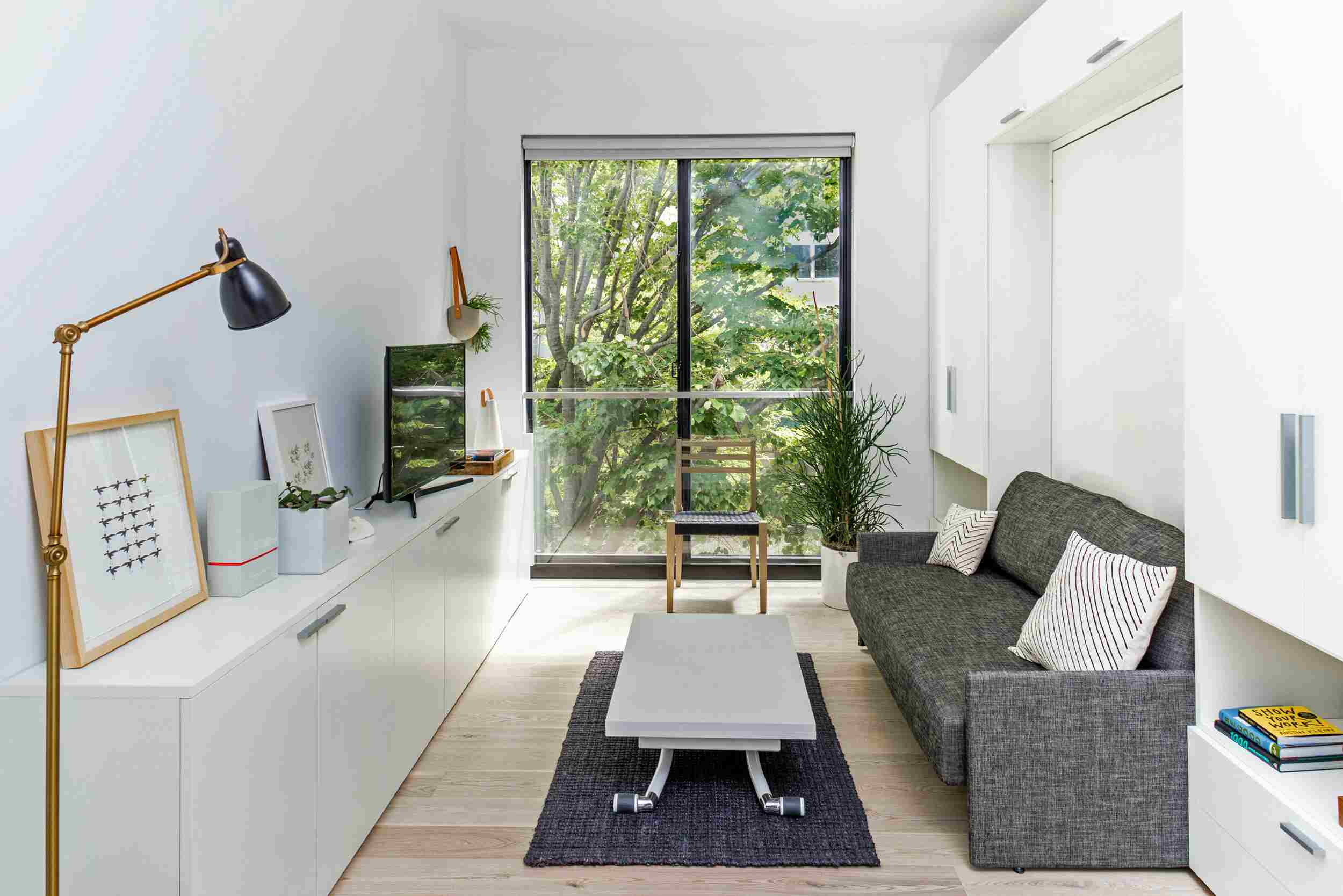 living room furniture for studio apartments ergonomic chair canada 12 perfect apartment layouts that work