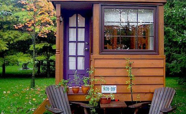 6 Beautifully Designed Tiny Homes