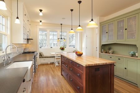 remodel kitchens corian kitchen countertops how pros estimate remodeling costs 4 examples beautiful updated