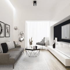 Pictures Of Modern White Living Rooms Best Leather Room Furniture 21 Design Ideas