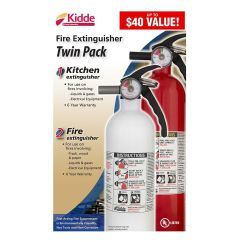 Kidde Kitchen Fire Extinguisher Outdoor Kitchens Ideas The 6 Best Extinguishers To Buy In 2019 Set Recreation And Value Pack