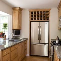 Kitchen Design Ideas Images Honest Zeal For Small Kitchens House Tour Smart