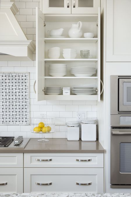 kitchen cabinets stores crown molding organize your sort and store items in