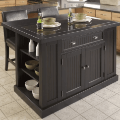 Best Kitchen Island Buffet Hutch The Islands For 2019 With Seating Beachcrest Home Rabin 3 Piece Set
