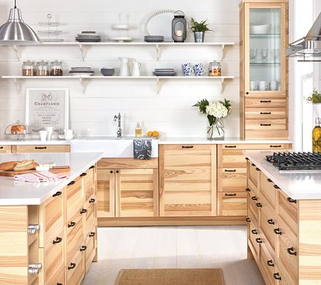 Understanding IKEA's Kitchen Base Cabinet System