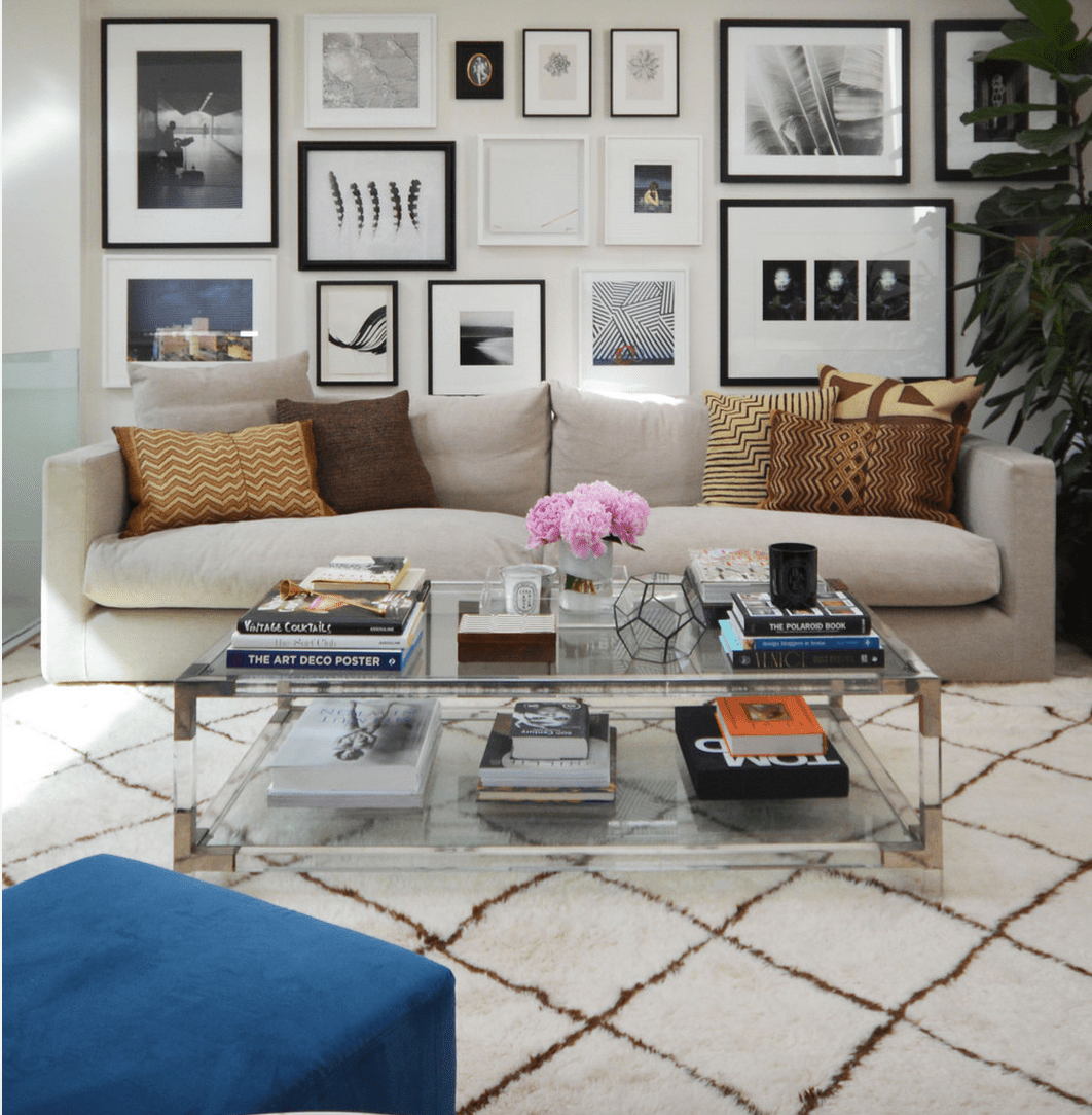 pictures of coffee tables in living rooms room designs ideas 15 pretty ways to style a table