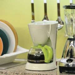 Small Kitchen Appliances Renovated How To Clean 7