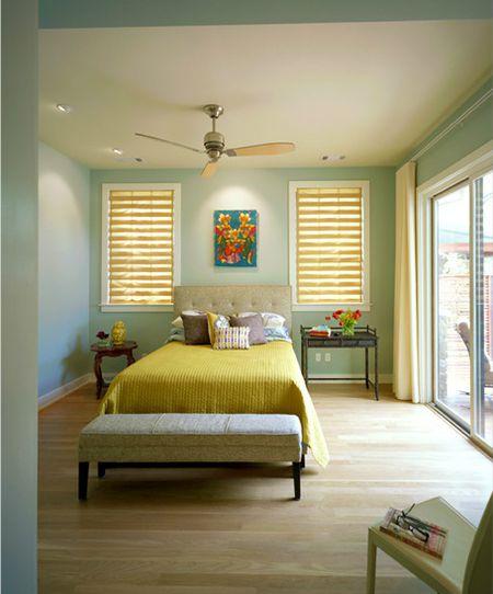 bedroom color ideas using