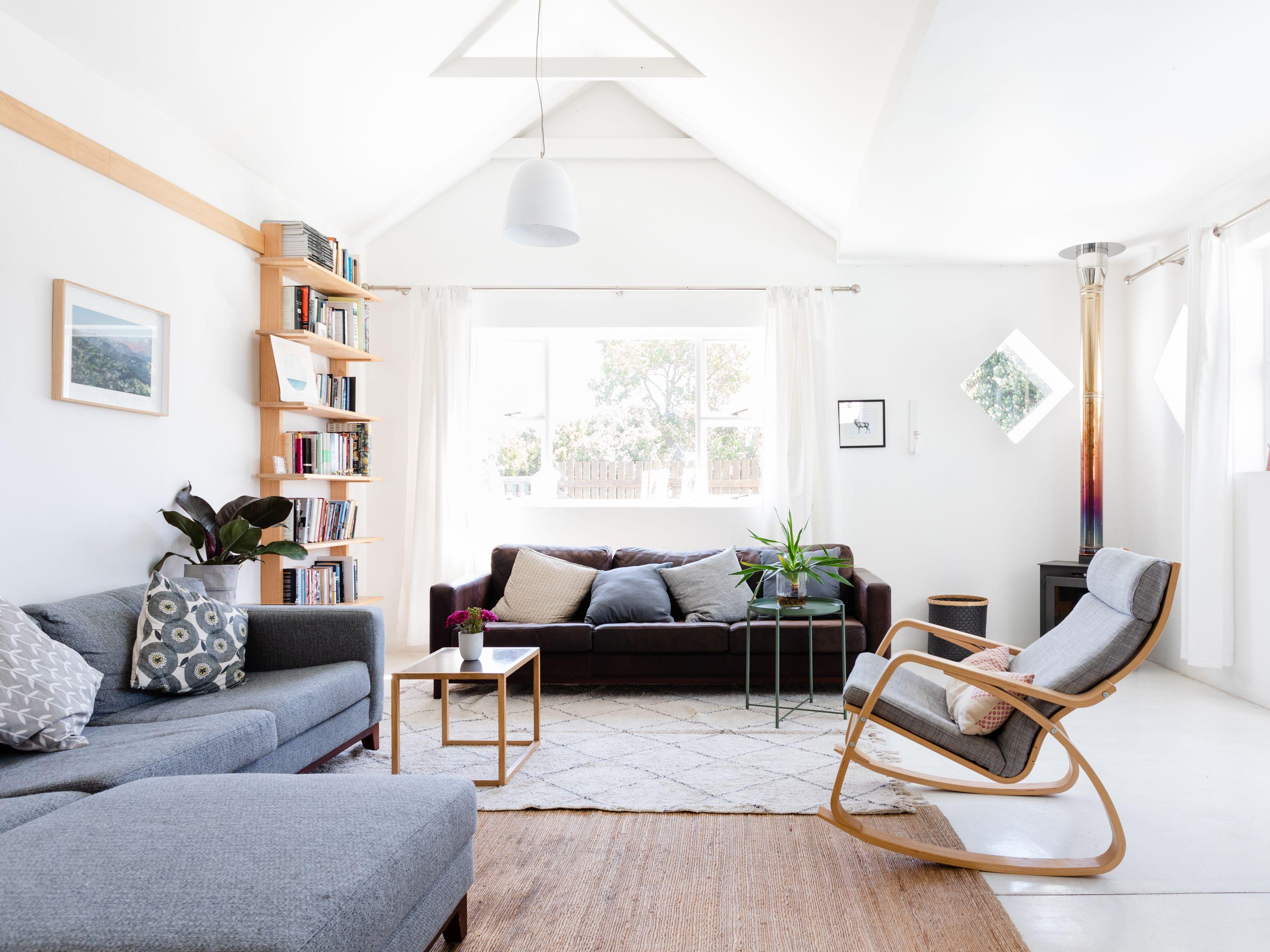 living room arrangement