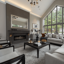 Gray Furniture In Living Room Placing Beautiful Ideas