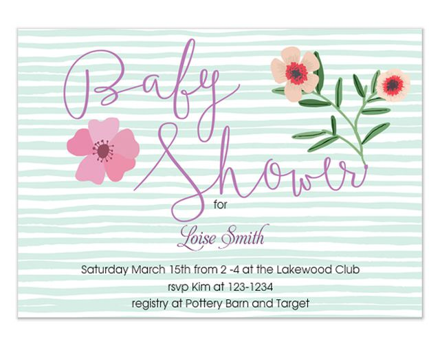 9 Free Online Baby Shower Evites Your Guests Will Love