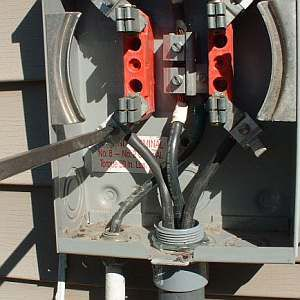 100 Amp Service Panel Wiring Diagram How To Wire An Electric Meter