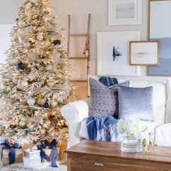 Living Room Tree Images Of Contemporary Designs 21 Beautiful Ways To Decorate The For Christmas