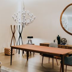 Mid Century Kitchen Table Remodles 10 Practical Tips For Decorating With A Chandelier