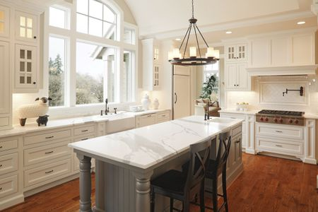 kitchen cabinets wood bay window over sink new ideas