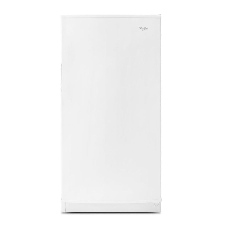 medium resolution of best budget whirlpool wzf34x16dw 15 7 cu ft upright freezer