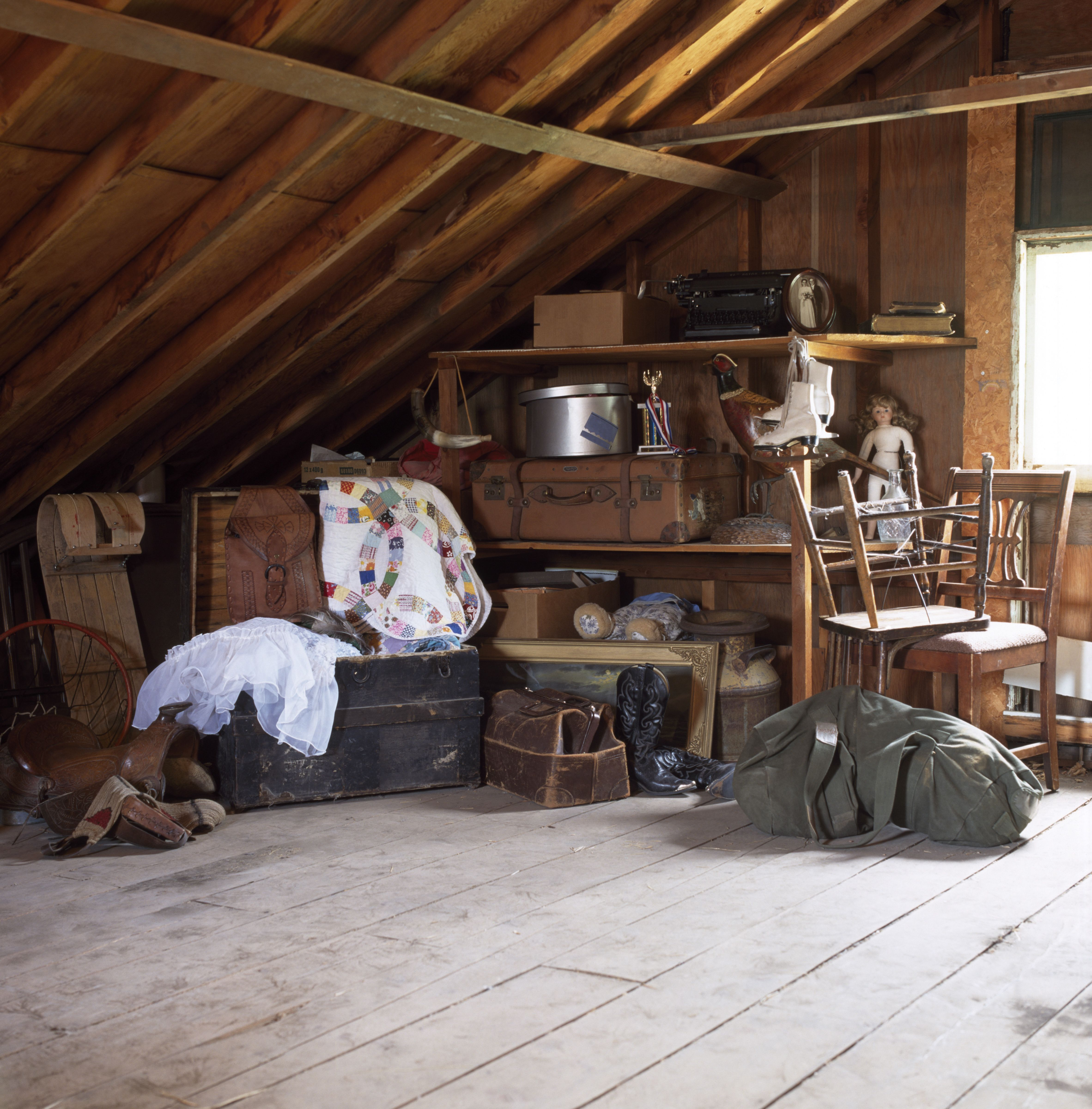 What to Store in Your Attic and Basement