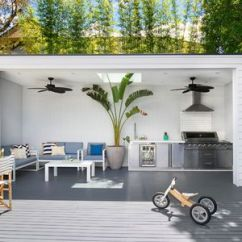Backyard Kitchen Designs Home Depot Cabinet Refacing 50 Enviable Outdoor Kitchens For Every Yard