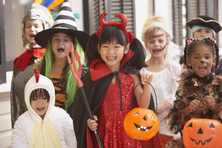 How To Get Free Or Cheap Halloween Costumes