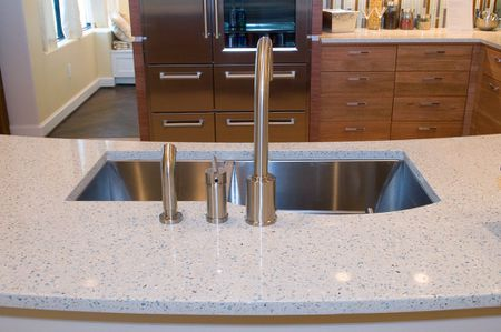 14 Kitchens With Recycled Gl Countertops