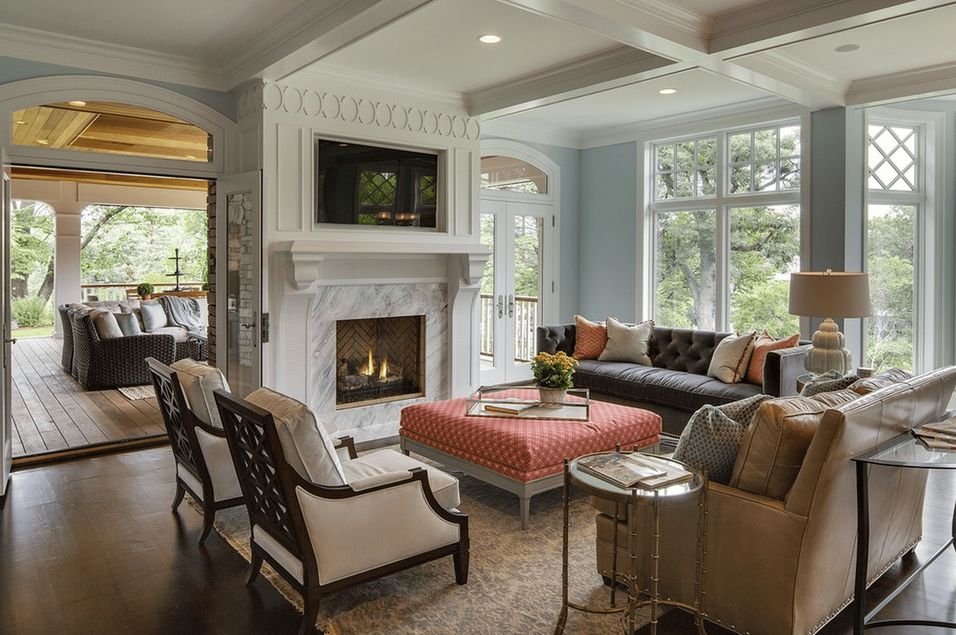 living room ideas traditional wooden l shaped sofa in 23 rooms for inspiration