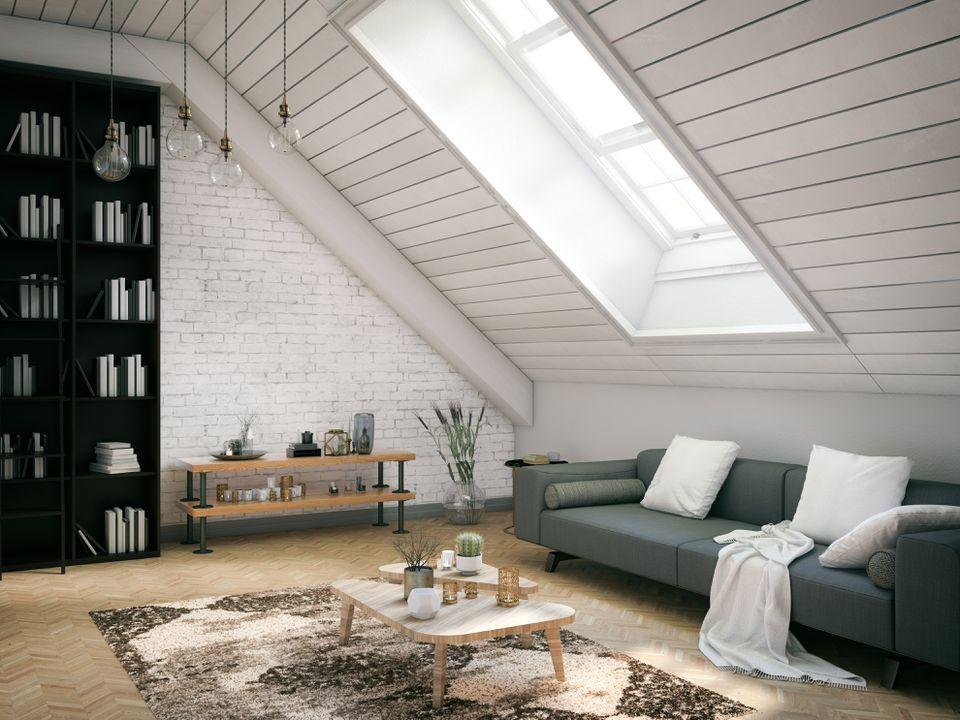 lighting options for attic storage