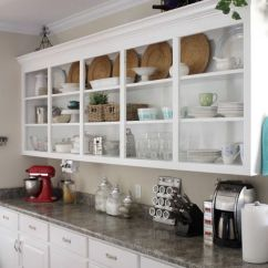 Kitchen Shelf Ideas Pendant Lights For 10 Beautiful Open Shelving In A