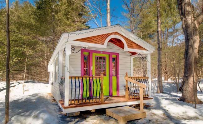 7 Totally Doable Diy Tiny House Kits