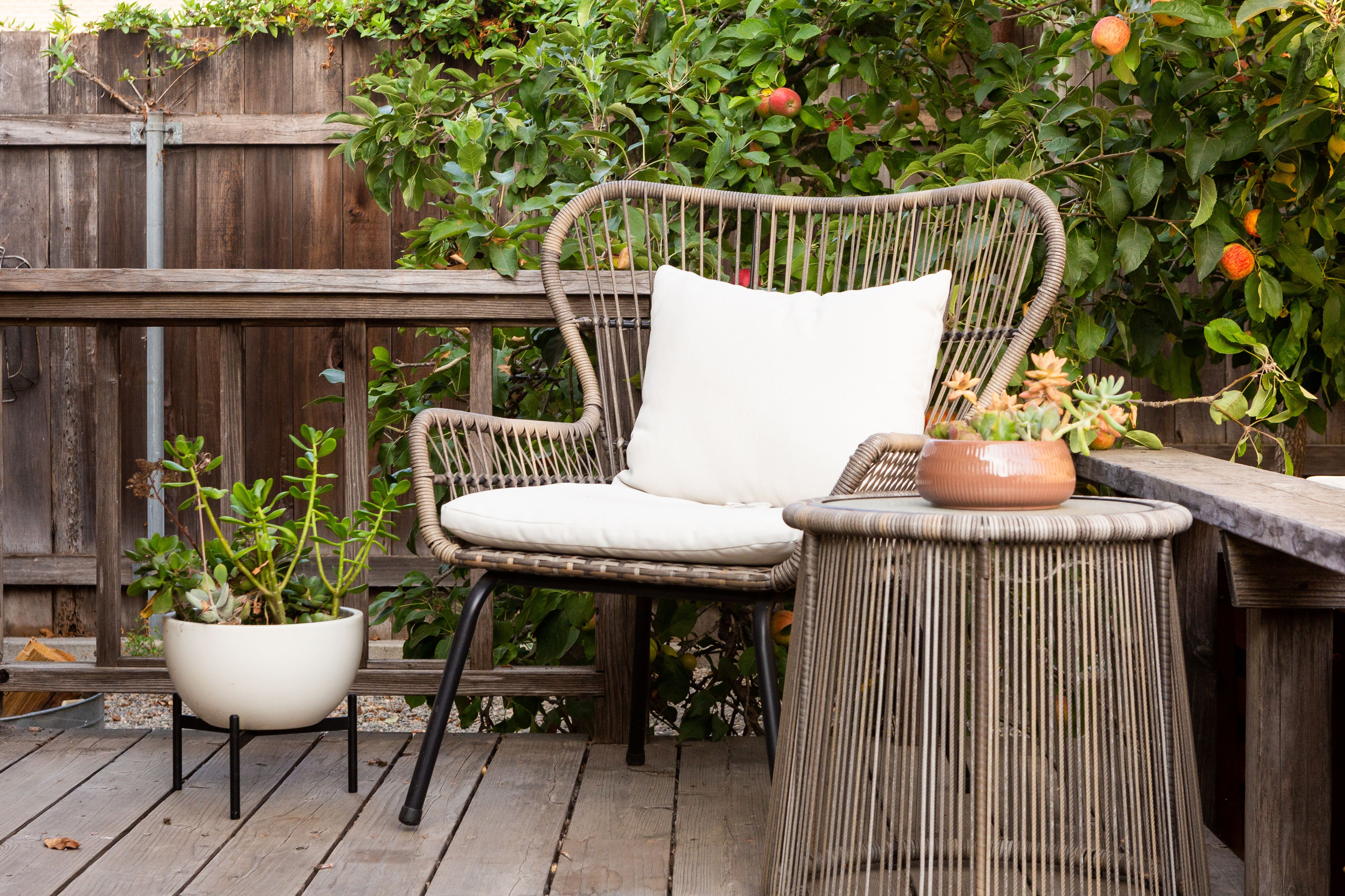 How To Clean Outdoor Cushions And Fabric Furniture