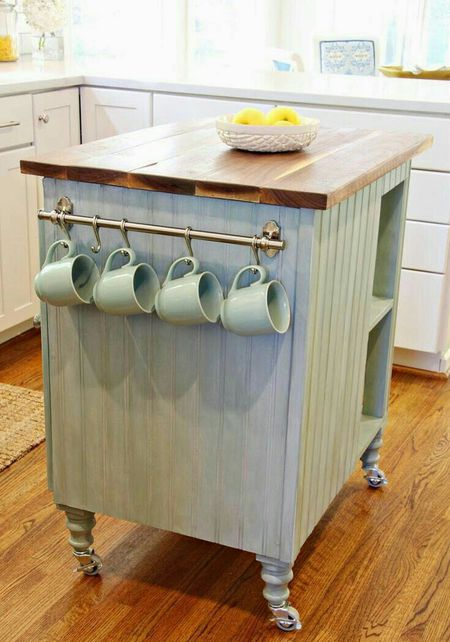 small kitchen island 4 seat 15 ideas beadboard diy