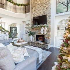 How To Decorate Living Room Pea Green 21 Beautiful Ways The For Christmas Great With Decor