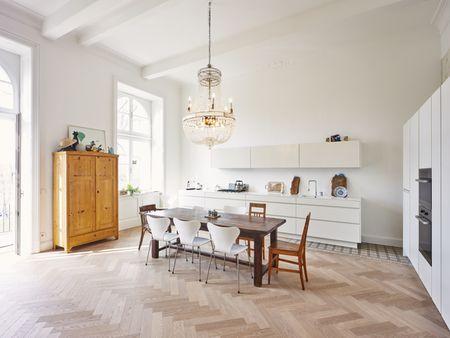tiled living room cheap end tables parquet flooring