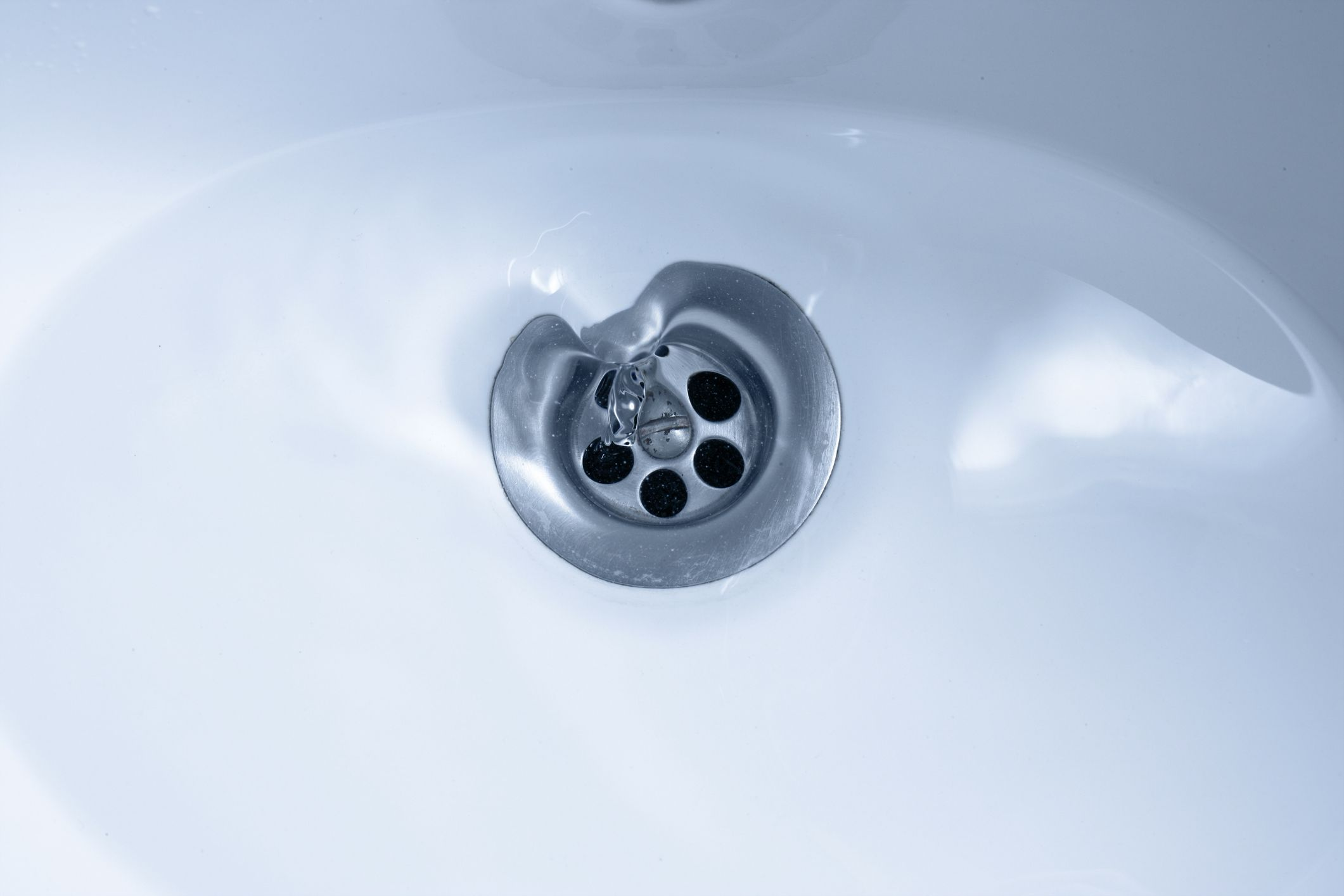 Clogged Bathroom Sink Drain
