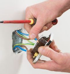 wiring an electrical outlet [ 2121 x 1416 Pixel ]