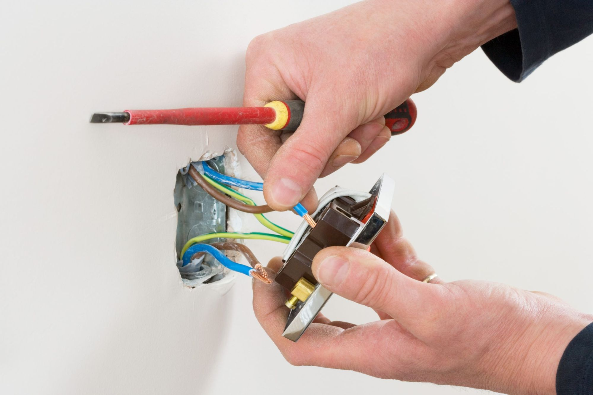 hight resolution of wiring an electrical outlet