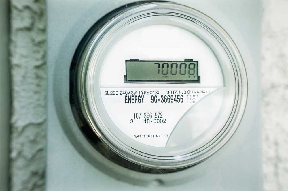 medium resolution of a meter socket wiring