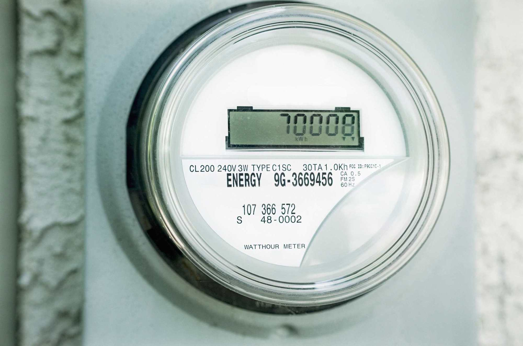 hight resolution of a meter socket wiring