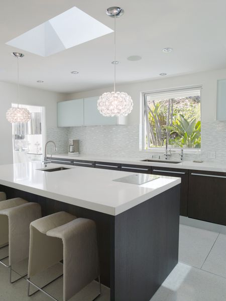 different color kitchen cabinets countertops grand rapids mi 8 fabulous two toned kitchens use light above the base