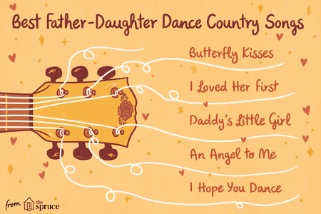 country songs for father