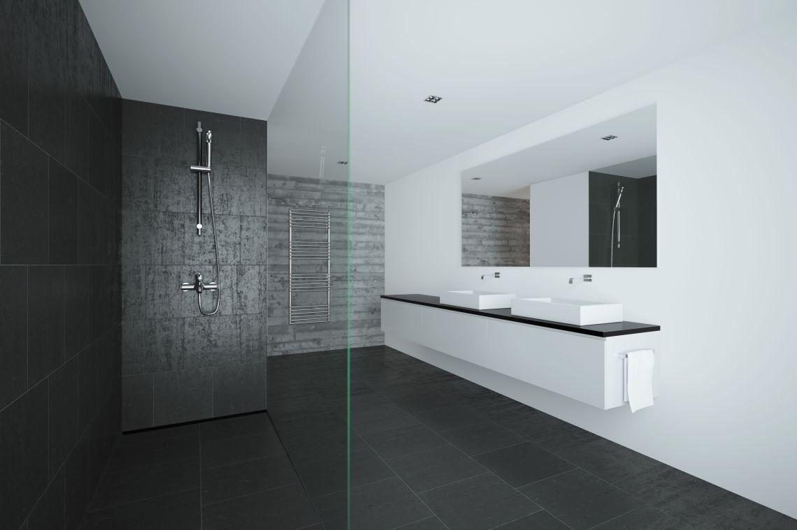 30 Tile Ideas for Bathrooms
