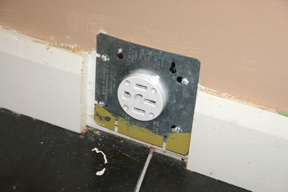 Range Outlet Wiring