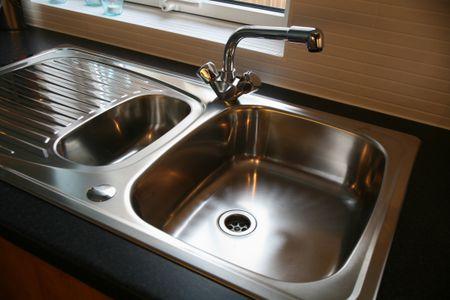 leaky single handle cartridge faucet
