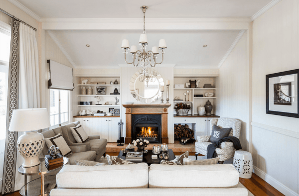 house interior decoration living room 23 Traditional Living Rooms for Inspiration