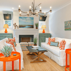 Beach Theme Decorating Ideas For Living Rooms Top Colors 2016 20 Beautiful House Room Bright