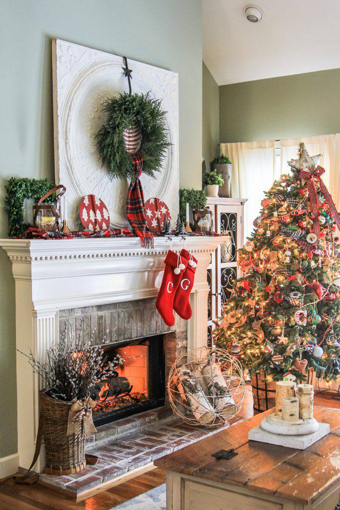 christmas decoration ideas for small living room pictures of coastal rooms 21 beautiful ways to decorate the