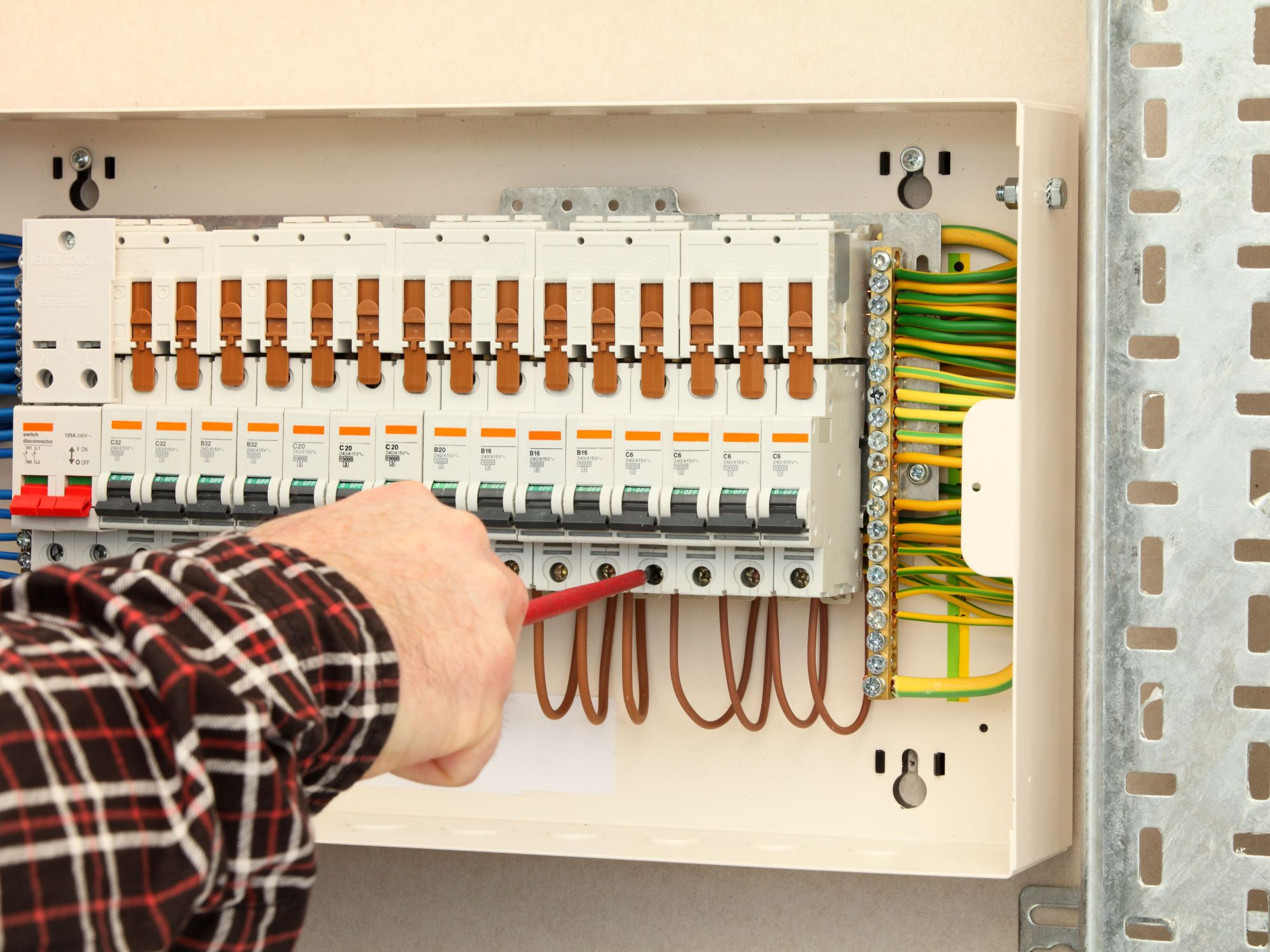 hight resolution of electric main fuse box