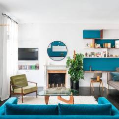 Teal Decorating Ideas For Living Room Bohemian Accessories 20 Gorgeous Color Schemes Every Taste