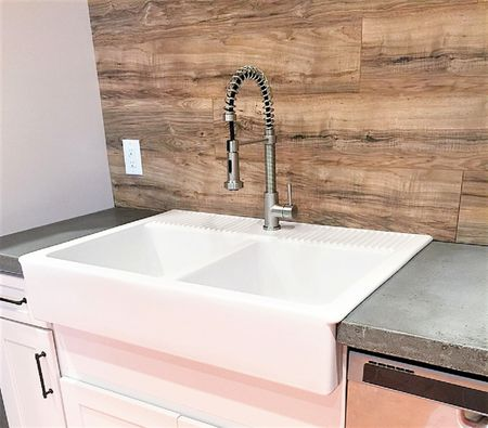 inexpensive backsplashes for kitchens mid century modern kitchen chairs diy backsplash ideas laminate flooring