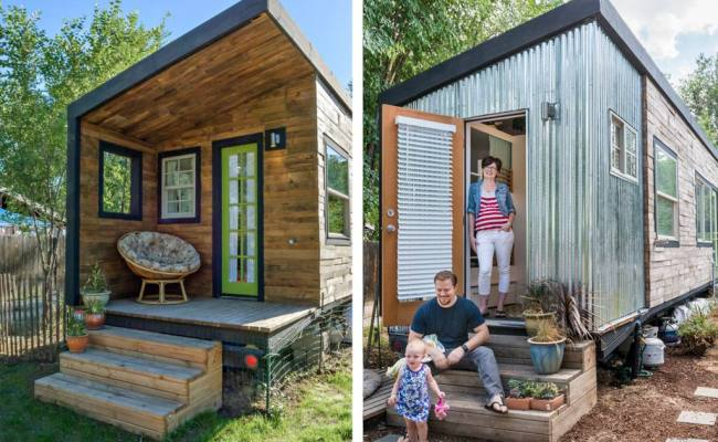 5 Tiny Homes That Are Amazingly Affordable
