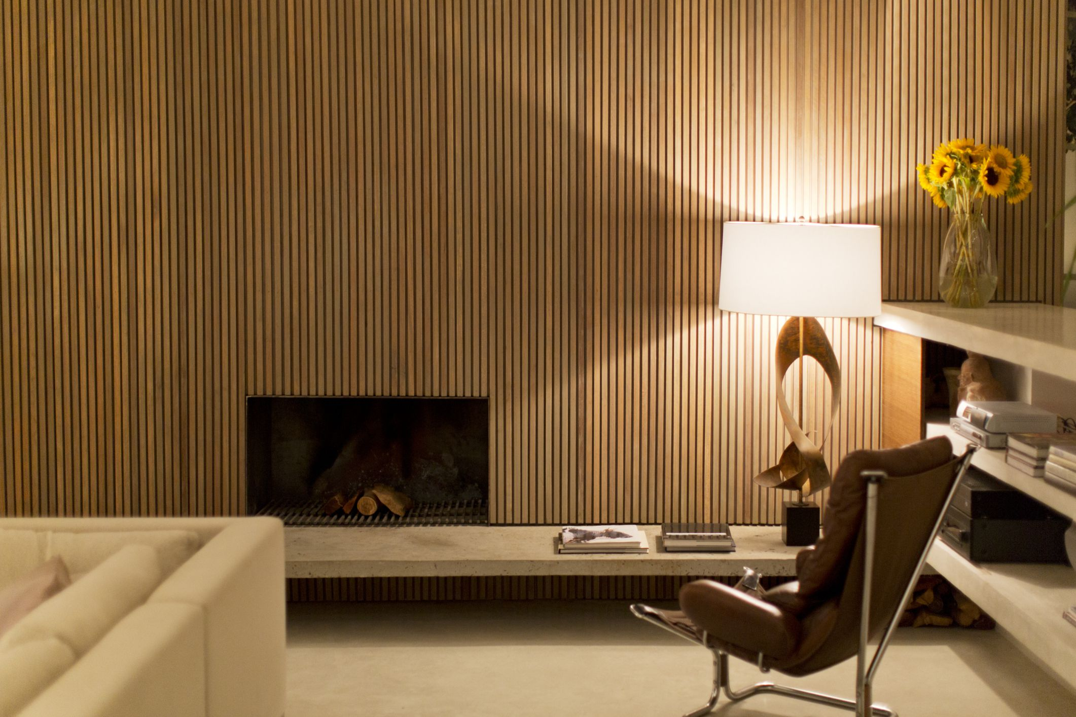 Wood Paneling An Alternative to Drywall and Paint